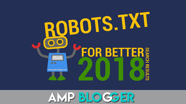 New Robots.txt Blogger blog