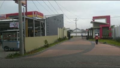 OVER KREDIT Rumah Cluster Perumahan Bekasi Timur Regency 85Juta