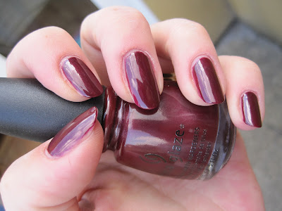 China Glaze Lofty Ambitions