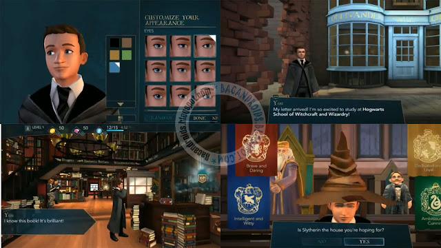 Harry Potter Hogwarts Mystery Apk Full