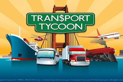 How to Get Download Game Transport Tycoon for Computer PC or Laptop