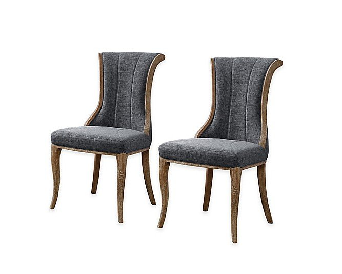 Shiraz Flared Back Dining Chairs