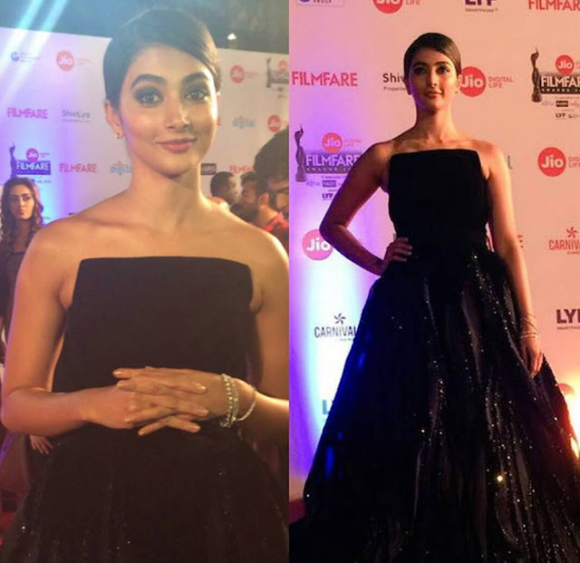Spotted: Actress Pooja Hegde in Minawala Jewelry