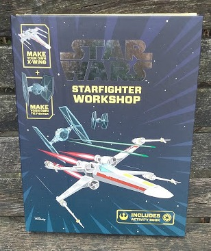 Star Wars and World Book Day - Review and Giveaway Starfighter Workshop