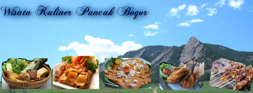 Info Wisata Kuliner Puncak Bogor Wisata Kuliner Puncak