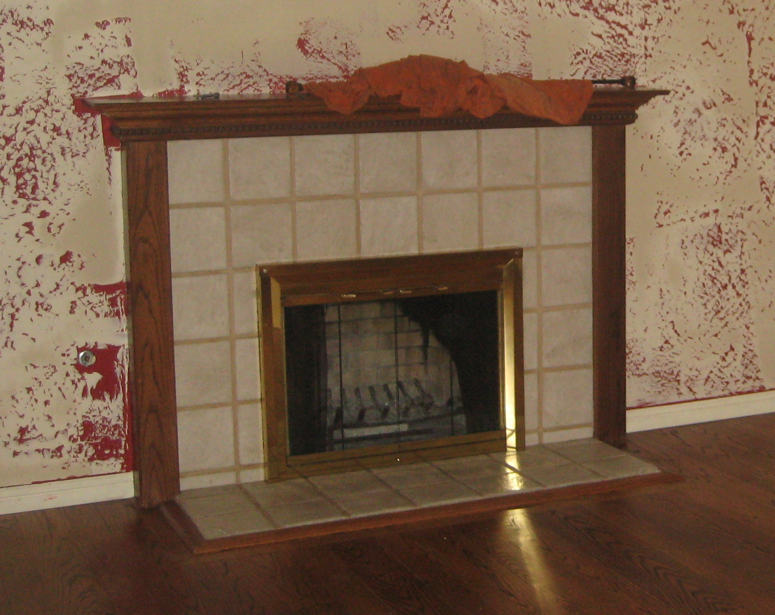 McKeown Residence: Operation fireplace