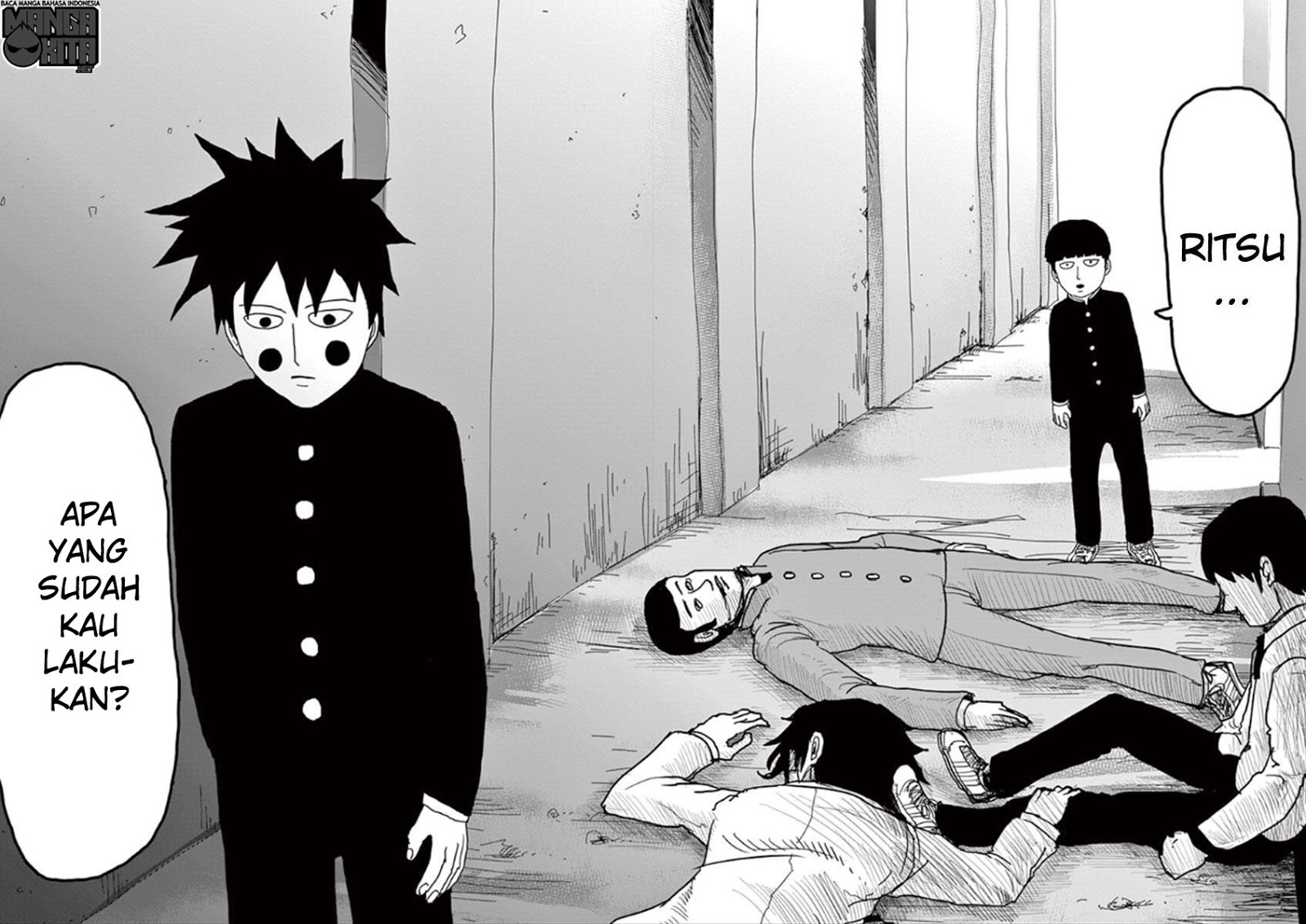 Mob Psycho 100 Chapter 29-15