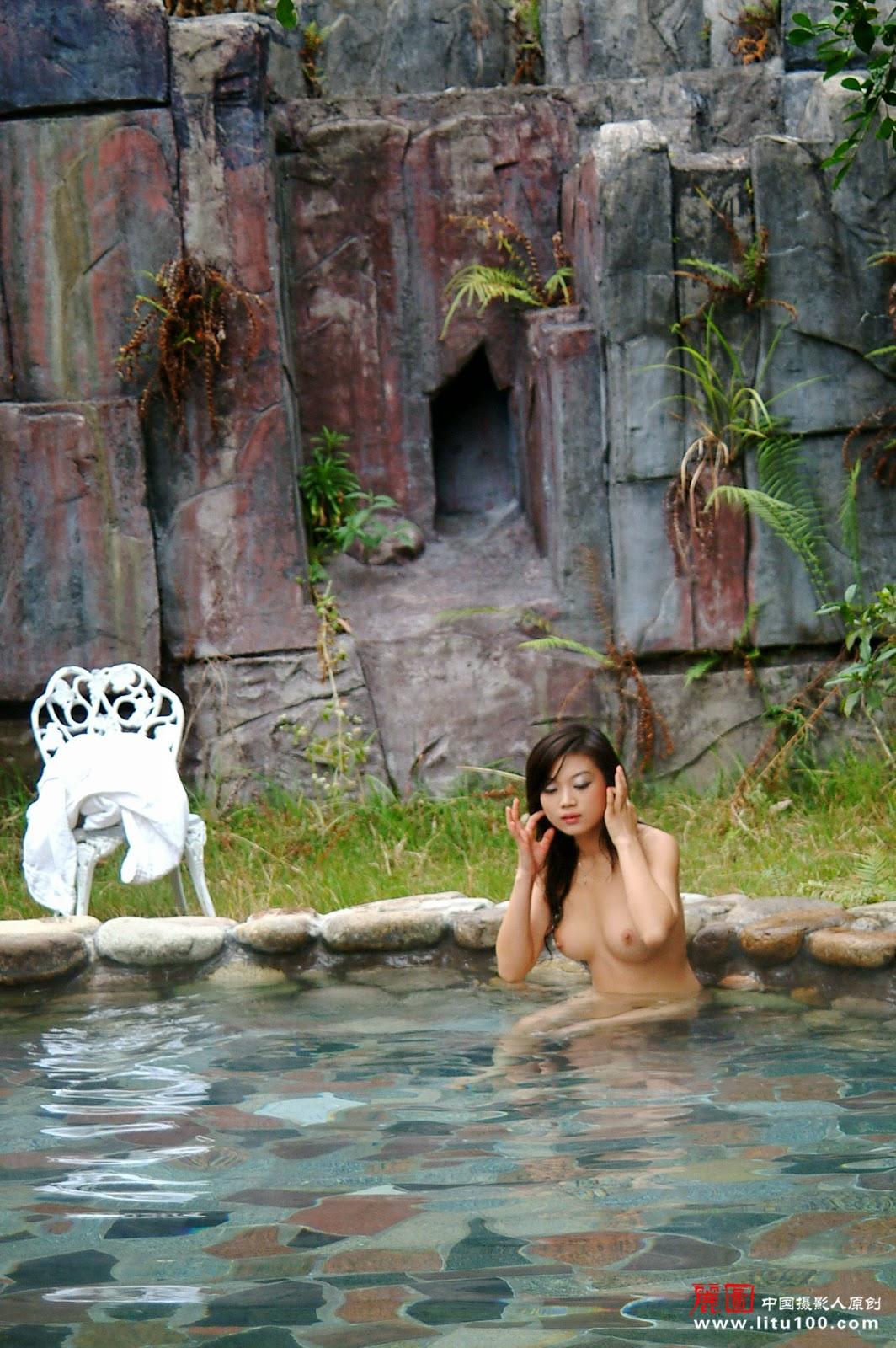 Chinese Nude Model Yu Hui [Litu100] | 18+ gallery photos