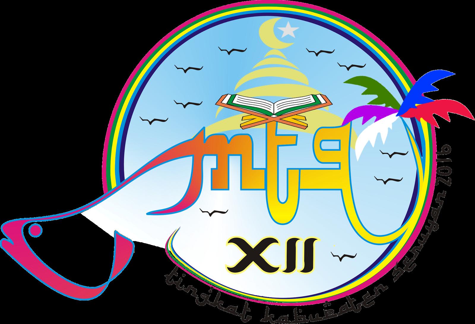 Kecamatan Seruyan Hilir Logo Mtq 2016