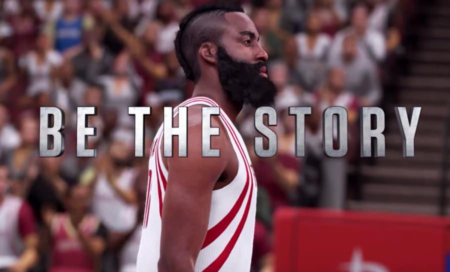NBA 2K16 Believe Trailer : James Harden