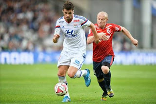 Watch Lille vs Lyon live Streaming Today 01-12-2018 France Ligue 1