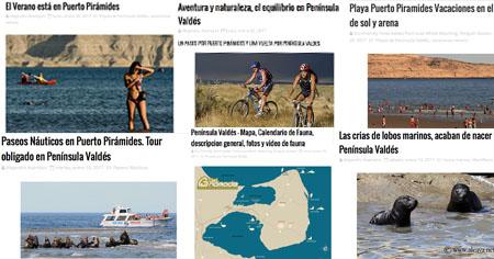 Peninsula Valdes Puerto Piramides