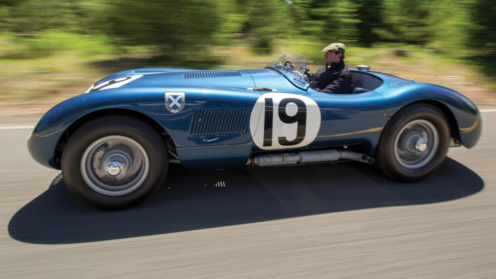 $13,200,000 – 1953 Jaguar C-Type Works Lightweight