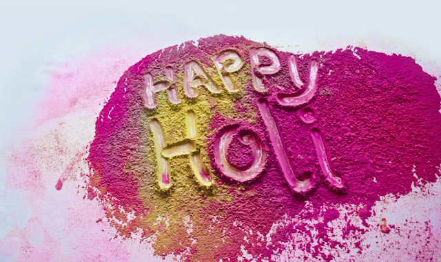 Holi images for lovers