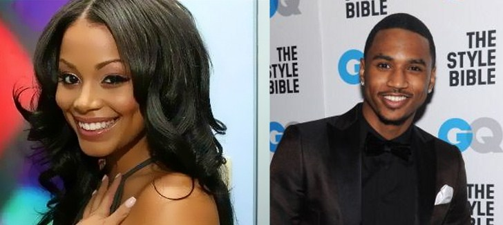 are lauren london and trey songz dating 2012