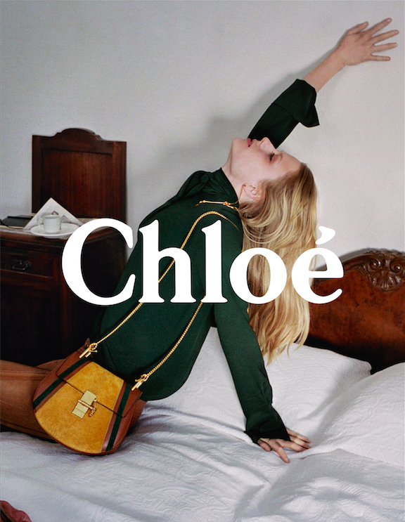 Chloé Autumn/Winter 2016 Campaign by Theo Wenner
