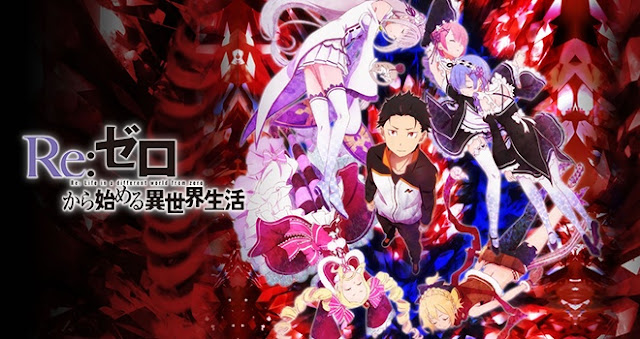 Re:Zero Listed For 25 Episodes.
