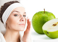 crema notte fai da te alla mela per tutti i tipi di pelle