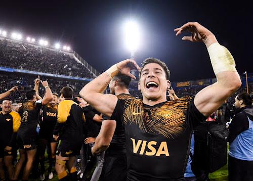 Jaguares en la final del Super Rugby #PersonalSuperRugby #JAGvBRU