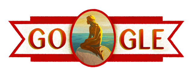 Denmark National Day 2016 - Google Doodle
