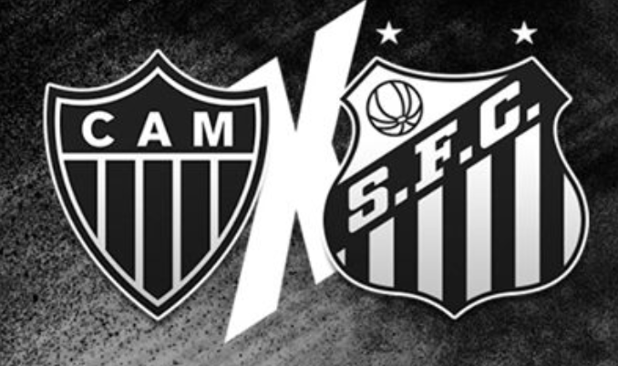 Santos x Atlético-MG Ao Vivo - 24/11/2018