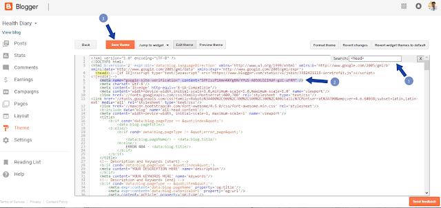 Verifying new blog in bing webmasters