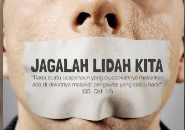 Kata Kata Bijak Tentang Ucapan Lidah