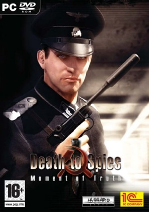 Death to Spies Moment of Truth PC Full Español