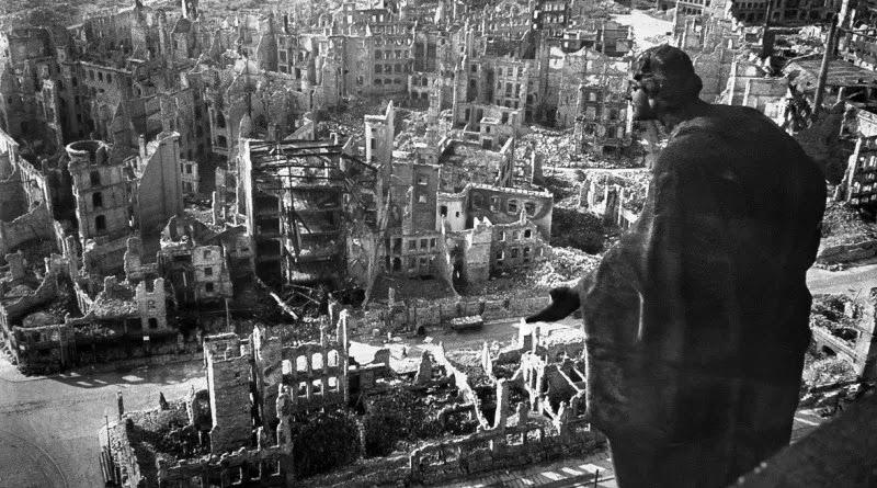 Εγκλήματα πολέμου των Συμμάχων: Ο βομβαρδισμός ολοκαύτωμα της Δρέσδης