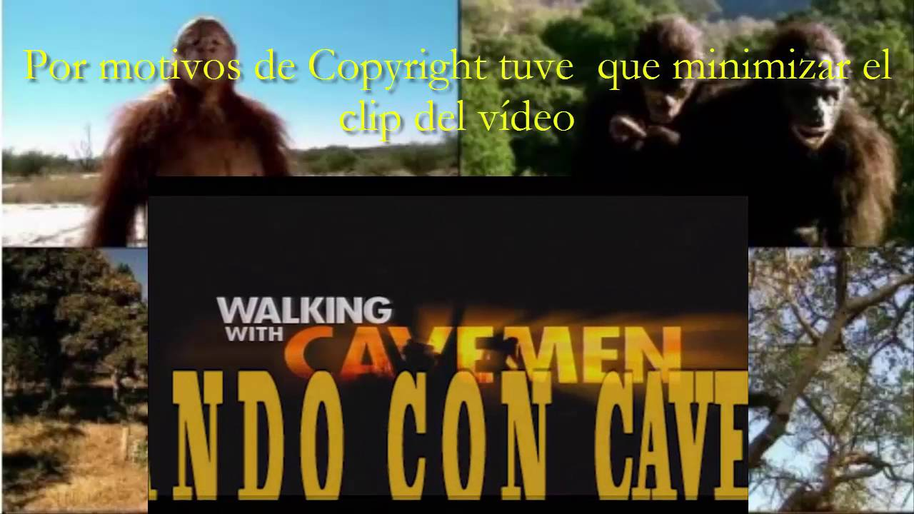 Caminando Con Cavernicolas Descarga 1 link MEGA/ Walking with Cavemen