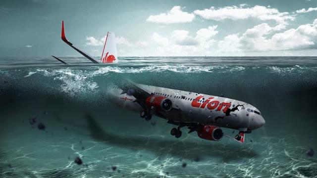 Temuan KNKT: Lion Air Pecah saat Sentuh Laut dengan Kecepatan Tinggi