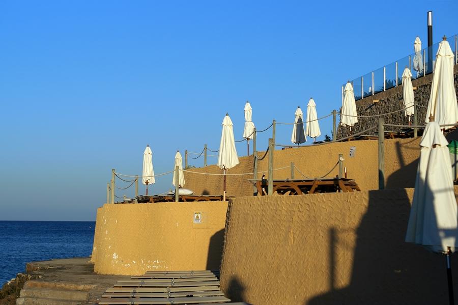 Blog + Fotografie by it's me fim.works - La Isla Blanca Ibiza, Cala Llonga, Sonnenterrassen Hotel Palladium