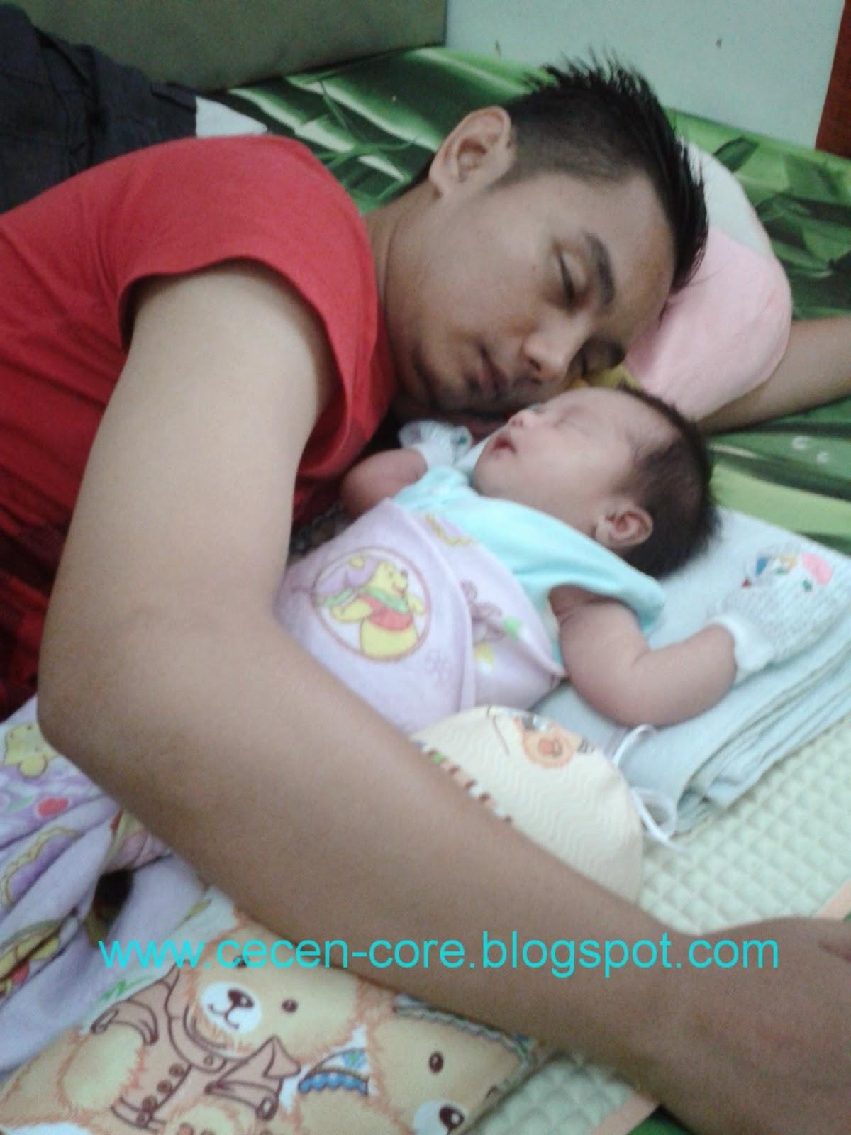 Arisandy Joan Hardiputra & Baby Clarissa
