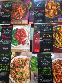 Caroline Makes Review New Slimming World Ready Meal Range