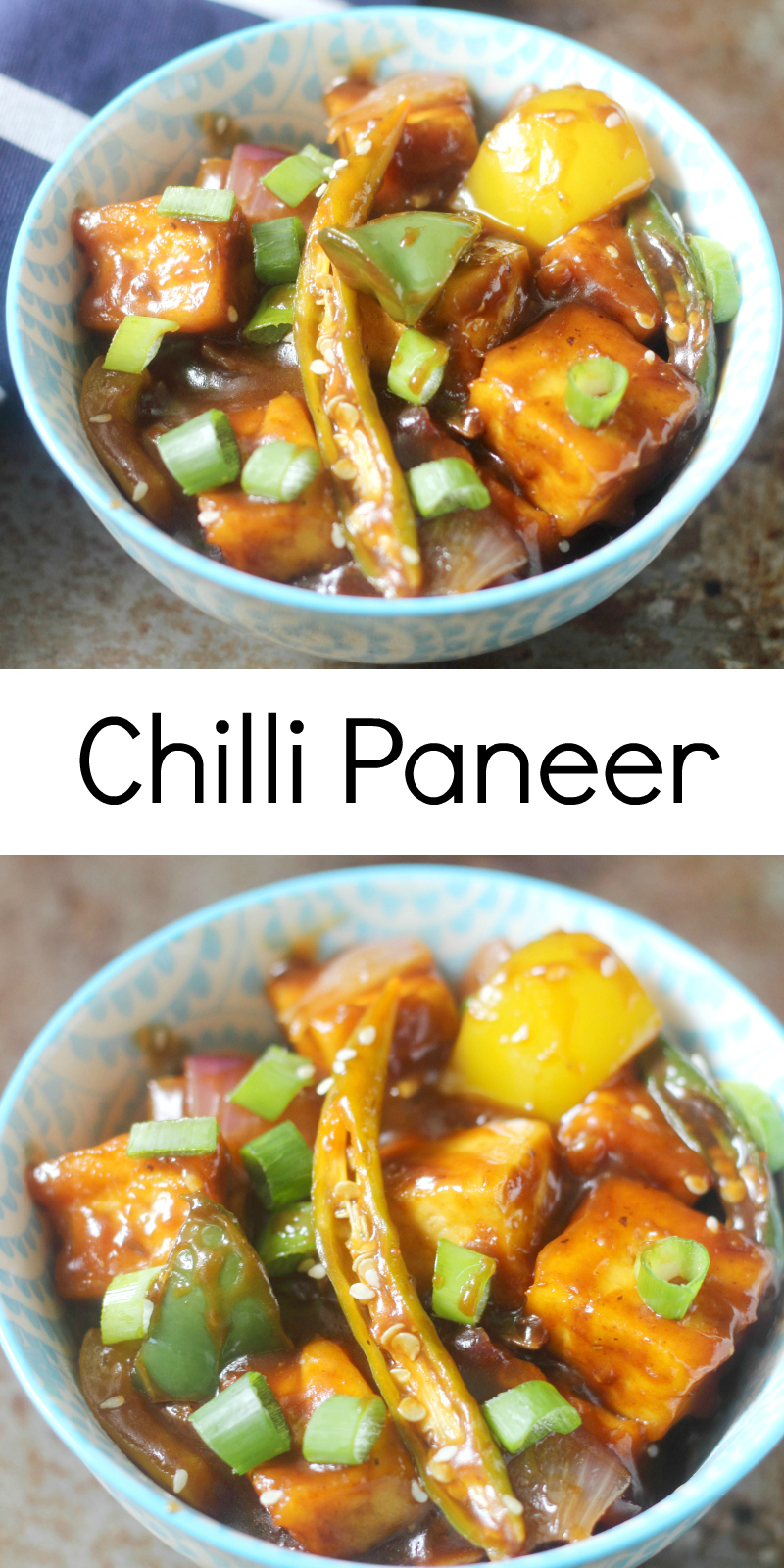 Merry tummy low fat chilli paneer indo chinese recipe low fat chilli paneer indo chinese recipe forumfinder Choice Image