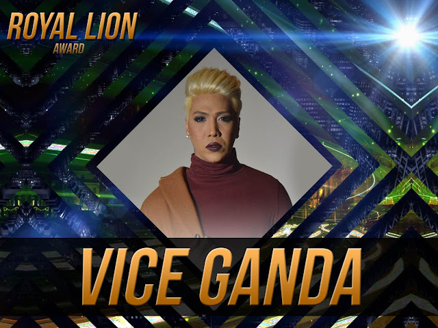 PRIDE: Vice Ganda is this year's Royal Lion Award #RAWRAwards2016