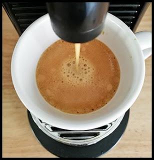 Dharkan de Nespresso