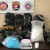Polícia apreende drogas e material usado no tráfico em casa na cidade de Dias D'Avila