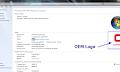 Cara Menambahkan OEM Logo di System Properties Windows