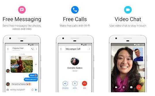 Facebook Messenger Lite - Η πιο απλή και ελαφριά έκδοση του Messenger