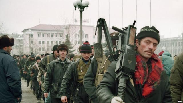 Αγώνες Μικρών Κλιμακίων στην Τσετσενία (IΧ)
