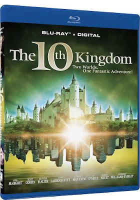 The 10th Kingdom Blu Ray