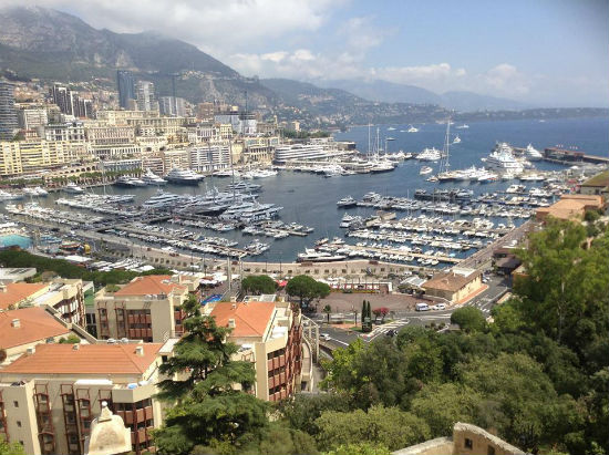 Monaco yang cantik