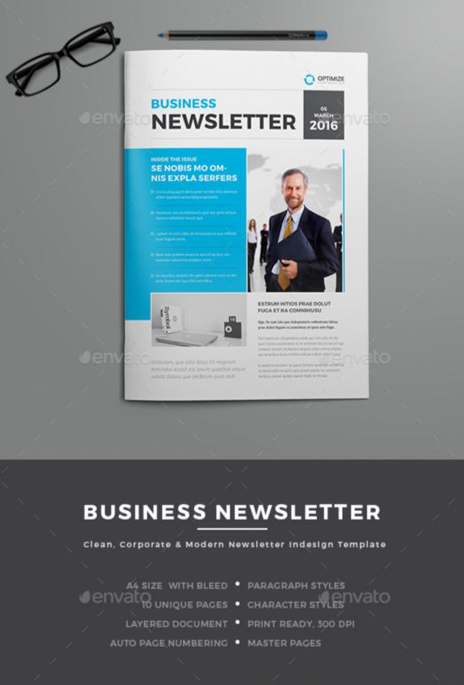 17. Business Newsletter