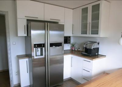 Neue Arbeitsplatte Küche