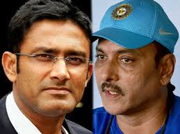 Ravi Shastri has been blaming Saurav Ganguly for not getting selected as the India cricket coach. But it has emerged that Virat Kohli played a major role in Anil Kumble stepping into the role.   And Virat Kohli seems to have made a strictly professional choice in backing Anil Kumble.   Spinners, India's main bowling stay, have consistently failed to perform outside the subcontinent and Kohli wants Kumble to fix this problem, reports The Indian Express.