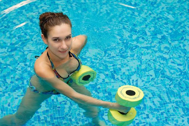 Aquaforme Aqua Forme Fitness exercice piscine