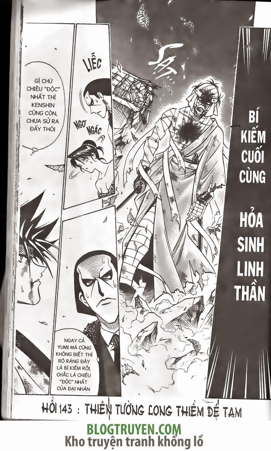 Rurouni Kenshin chap 143 trang 2