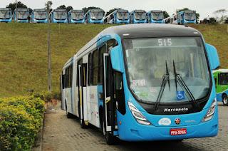 Os ônibus vão circular em Vitória hoje?
