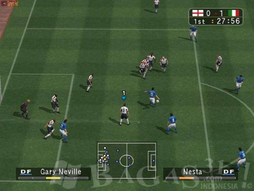 Winning Eleven 9 RIP (295 MB) + Patch Terbaru 3